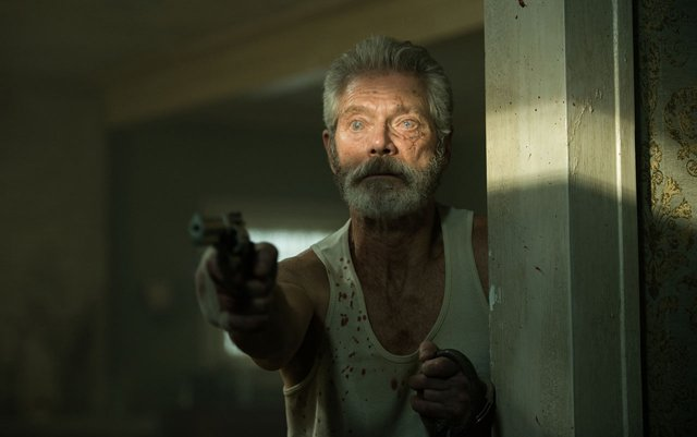 Don't Breathe Tops the Labor Day Holiday Box Office