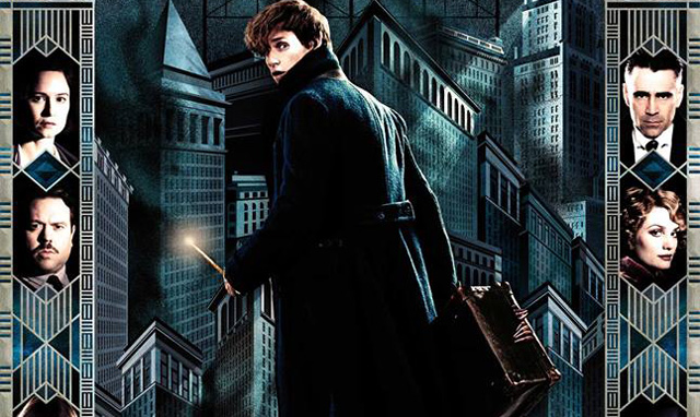 New Fantastic Beasts Trailer Shows You the Wizarding World USA-Style