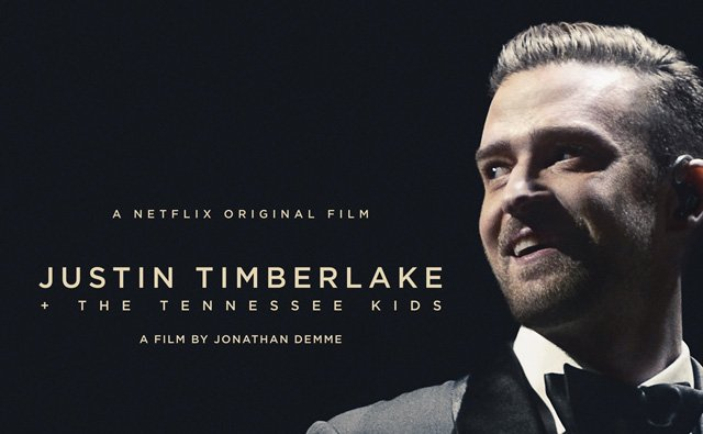New Trailer and Poster for Justin Timberlake + The Tennessee Kids