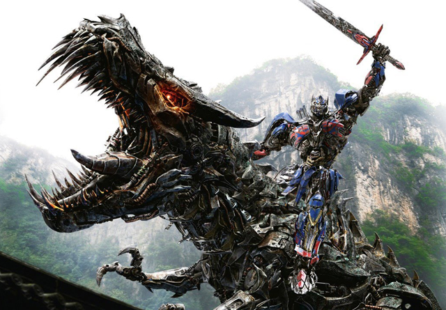 Mark Wahlberg Says Mini-Dinobots Will be in Transformers: The Last Knight