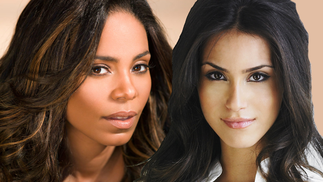 Sanaa Lathan and Shiva Negar are joining the American Assassin cast.