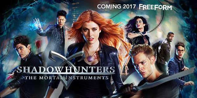 Freeform Bringing Shadowhunters and Beyond to New York Comic Con