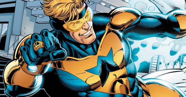 Booster Gold Movie Won't Be Part of the DCEU