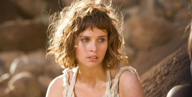 The Tempest is another of the best Felicity Jones movies.
