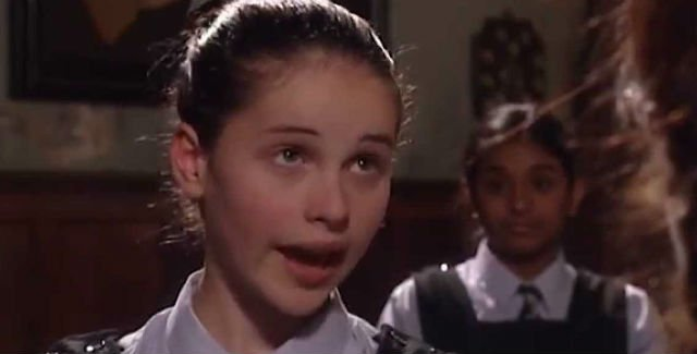 The Worst Witch is where our Felicity Jones movies and TV spotlight begins.