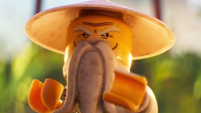 Meet Jackie Chan's Master Wu from The LEGO Ninjago Movie in Short Clip