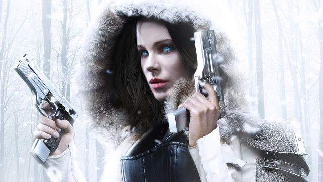Get Ready for Snow in the Underworld: Blood Wars Poster