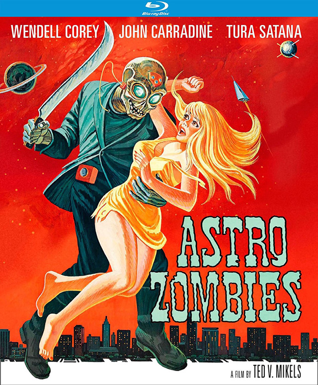Blu-ray Review: 1968's Astro Zombies