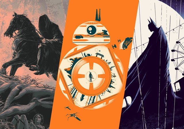 Exclusive Bottleneck Gallery NYCC Prints Revealed