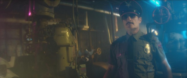 Exclusive Officer Downe Poster Reveal and NYCC Signing Info