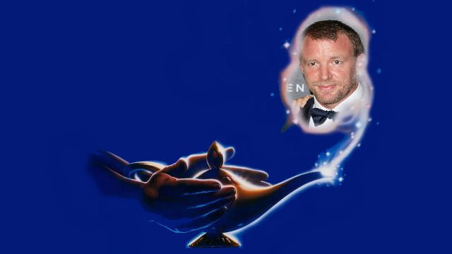 Guy Ritchie to Direct Live-Action Aladdin for Disney