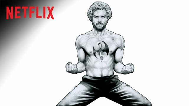 NYCC: Iron Fist Variant Cover Featuring Finn Jones