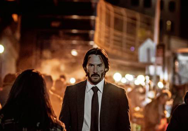 More John Wick: Chapter 2 Photos With Keanu Reeves