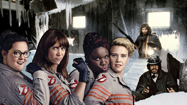 Ghostbusters, The Thing and more come home October 11, 2016.
