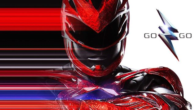 NYCC: Go Go Power Rangers Character Posters!