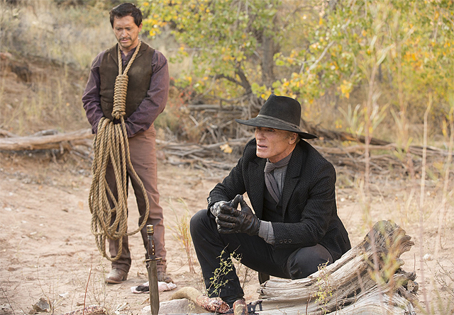 First Photos from Westworld Episode 4, Dissonance Theory