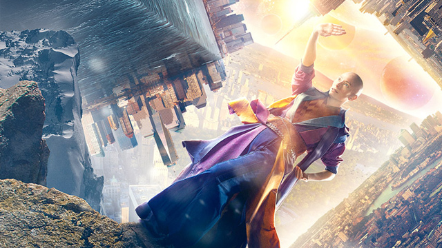 The Ancient One was glimpsed in the Doctor Strange IMAX preview.