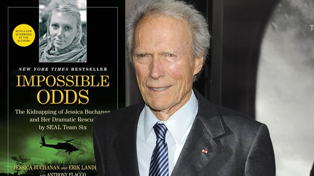 Clint Eastwood has plans to direct a Jessica Buchanan biopic.