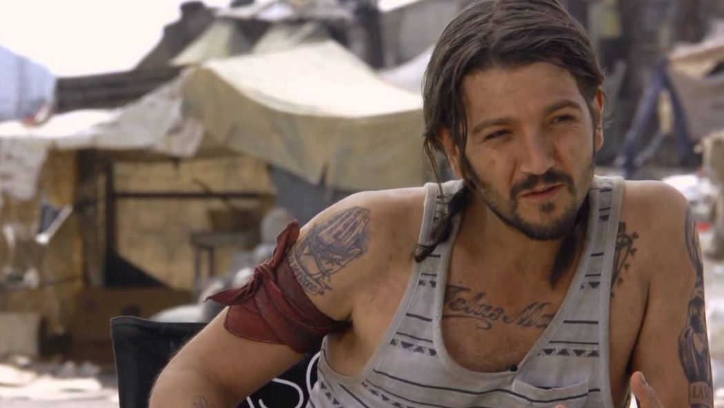Next up in our Diego Luna movies guide, Elysium!