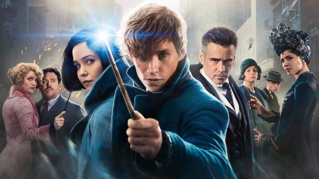 Found: IMAX Poster for Fantastic Beasts!