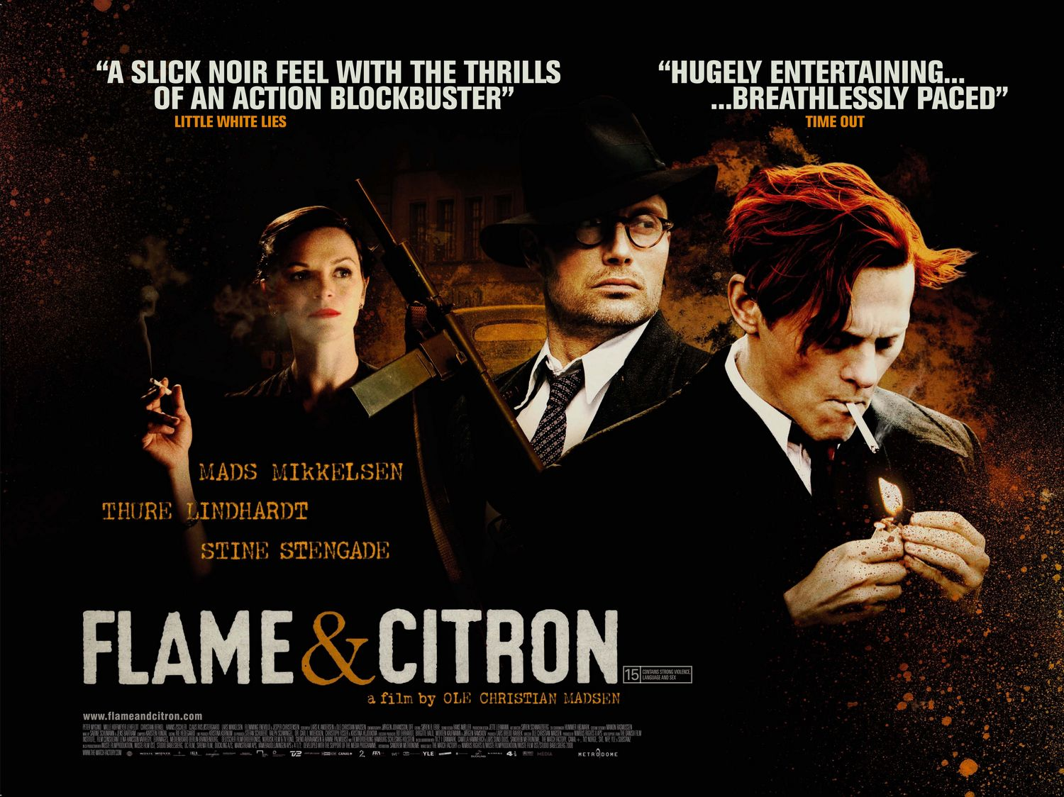 Flame and Citron is one of the Mads Mikkelsen movies that fans should check out if they haven't already.
