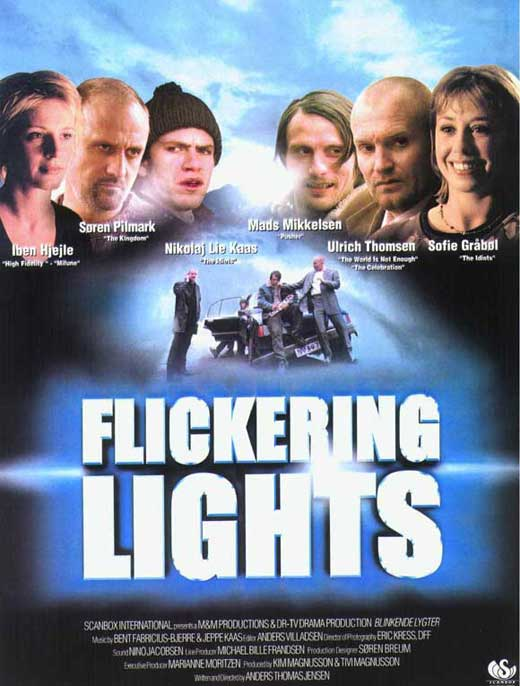 The Mads Mikkelsen movies list continues with Flickering Lights.