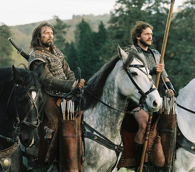 King Arthur is another of the better known Mads Mikkelsen movies.