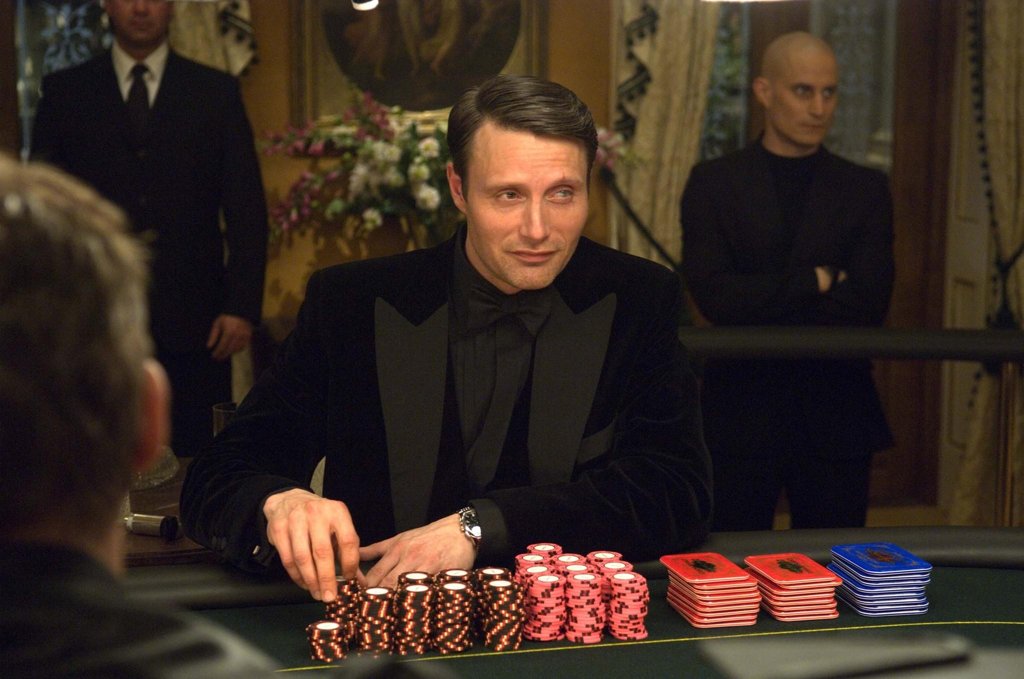Casino Royale is one of the best known Mads Mikkelsen movies.