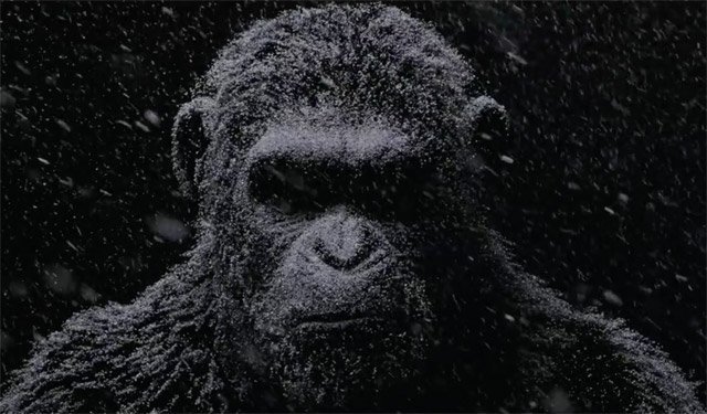 War for the Planet of the Apes Motion Poster Revealed