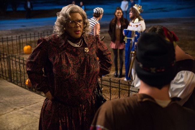Tyler Perry's Madea Beats Tom Cruise at the Box Office