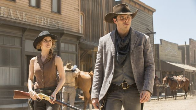 First Photos from Westworld Episode 3, The Stray