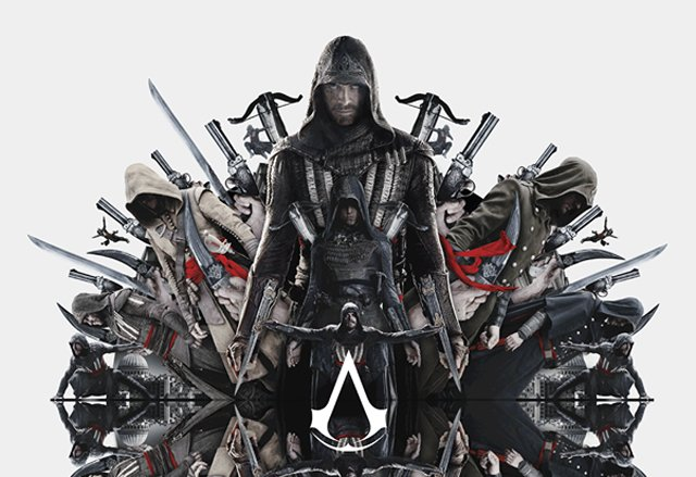 New Assassin's Creed Poster Shows Michael Fassbender's Multitudes