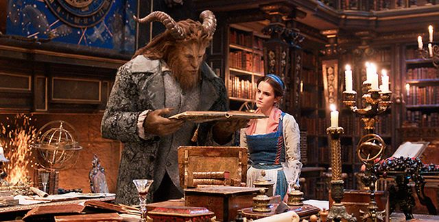 Eight New Beauty and the Beast Photos Debut!