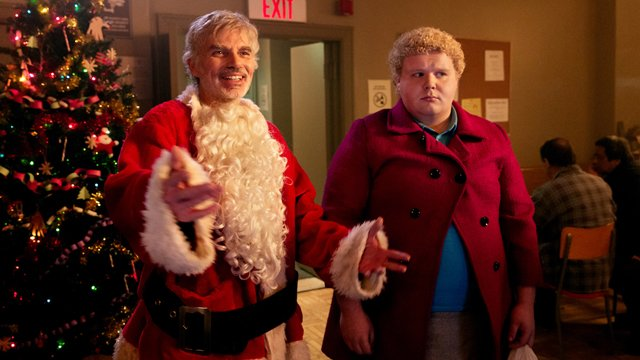 Sit down with the Bad Santa 2 cast.