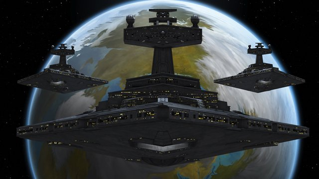 Check out a scene from Star Wars Rebels 3x08,