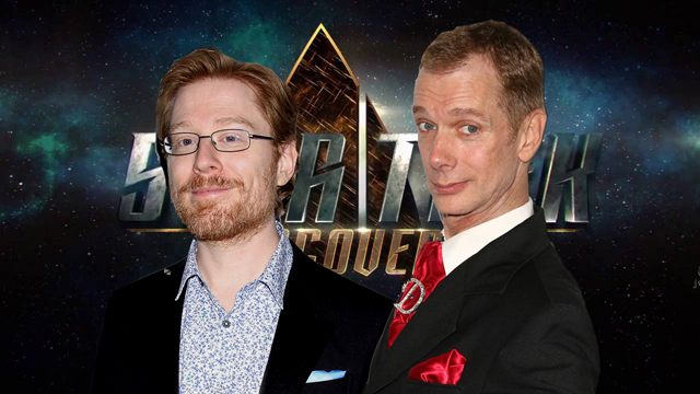 CBS has revealed two more additions to the Star Trek: Discovery cast as Doug Jones (Pan's Labyrinth) and Anthony Rapp (Rent) join Michelle Yeoh.