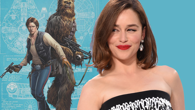 Emilia Clarke has joined the cast of the Han Solo movie.