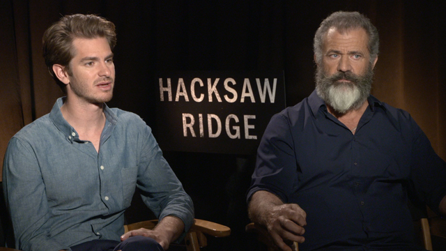 ComingSoon.net sits down with director Mel Gibson and his Hacksaw Ridge cast, including stars Andrew Garfield, Luke Bracey, Teresa Palmer and Vince Vaughn.