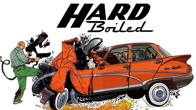 A Hard Boiled movie is in the works at Warner Bros. with Tom Hiddleston and Ben Wheatley looking to adapt the Frank Miller and Geoff Darrow comic book.