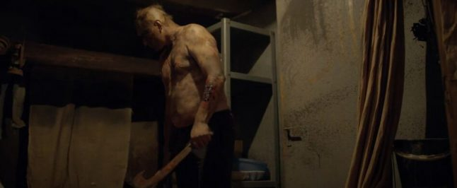 Watch this clip and trailer from gory haunted hotel flick Hotel of the Damned
