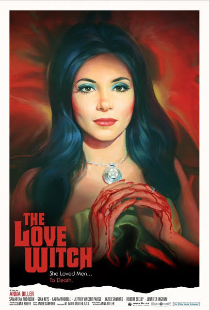 LoveWitchPoster