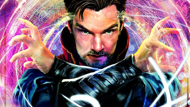 Check out our latest Doctor Strange video interview.