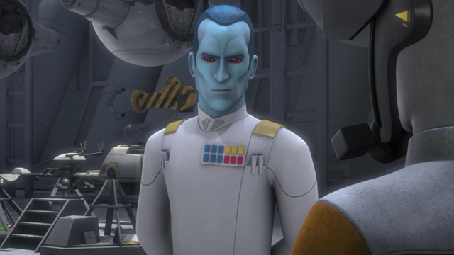 """Check out a new clip from """"An Inside Man,"""" an all-new episode of Star Wars Rebels season three that will air on Disney XD Saturday, December 3."""