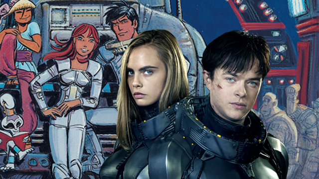 One look at the Valerian movie trailer and you're going to start getting excited for Luc Besson's Valerian movie.