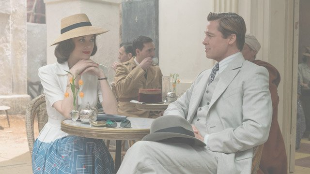 Robert Zemeckis discusses Allied.