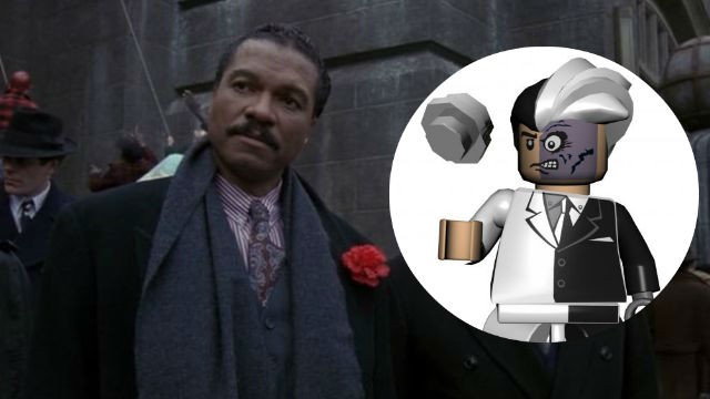 Billy Dee Williams Will Voice Two-Face In Lego Batman Movie