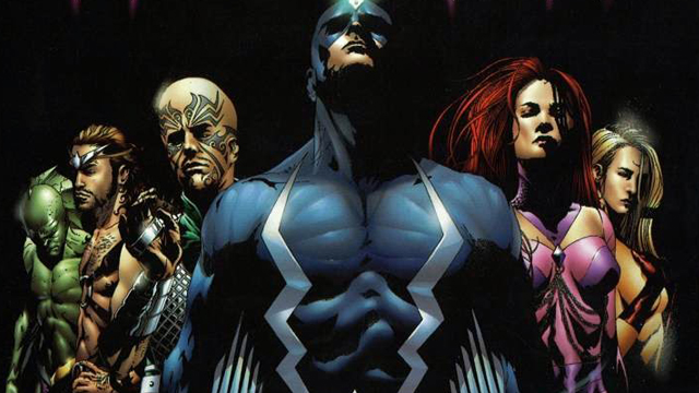 A Marvel's The Inhumans series is on the way! The first two episodes to premiere in IMAX theaters in September 2017! Later episodes will air on ABC.