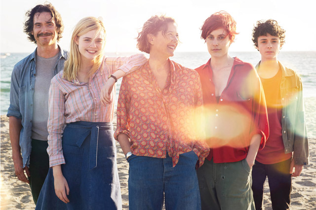 The New 20th Century Women Trailer and Poster