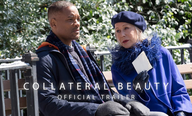 Will Smith in the New Collateral Beauty Trailer