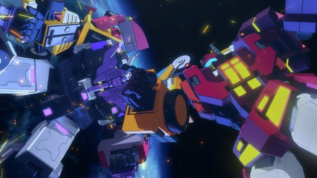 Machinima and Hasbro Announce Two More Transformers Prime Wars Series
